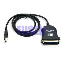 Т. е. кабель онлайн-36-контактный USB-кабель параллельного интерфейса принтера IEEE 1284