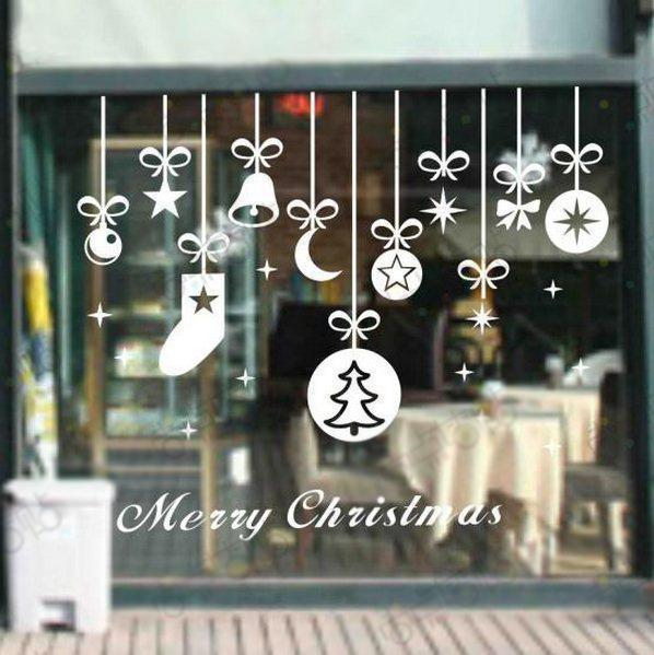 Christmas Decorations Sliding Glass Doors : Christmas rings socks ball carved wall paper hand painted