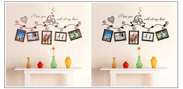 Familienbaum wandabziehbild m belideen - Ideas para decorar habitacion juvenil femenina ...