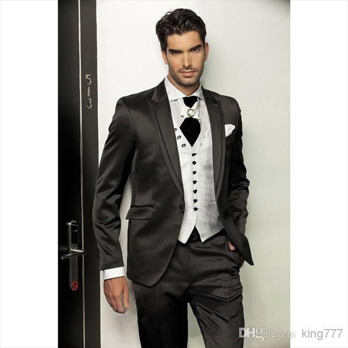 080be39e28 2014 groom tuxedos wedding suits for men best man suit wedding groomsman men  suits bridegroom