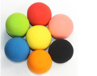 Wholesale Docking Station Stereo For Iphone - New Colorful Portable USB Ball Speaker Audio Docking Station Speaker Stereo A V Mini Speakers for iPhone iPad PC Netbook DHL Free