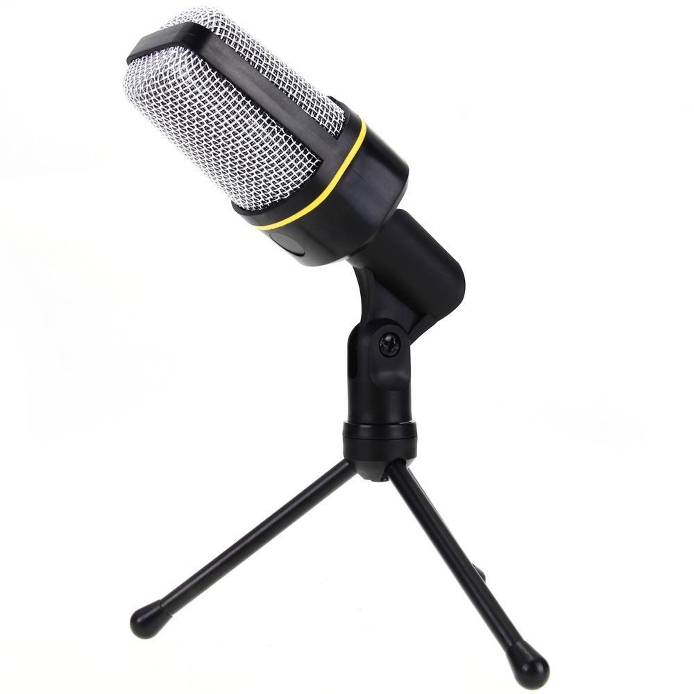 pro condenser mic microphone tripod studio recording network chatting cb microphones cheap. Black Bedroom Furniture Sets. Home Design Ideas