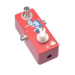 Wholesale Effect Pedal Distortion - Little Brute Drive (LBD) Distortion- Guitar Effect Pedal Distortion And True Bypass MU0615