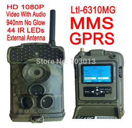 Wholesale Wild Game Cameras - Ltl acorn 6310MG 6310MM MMS camera HD 1080P SMS Remote control MMS GPRS hunting scouting trail camera wild game camera antenna