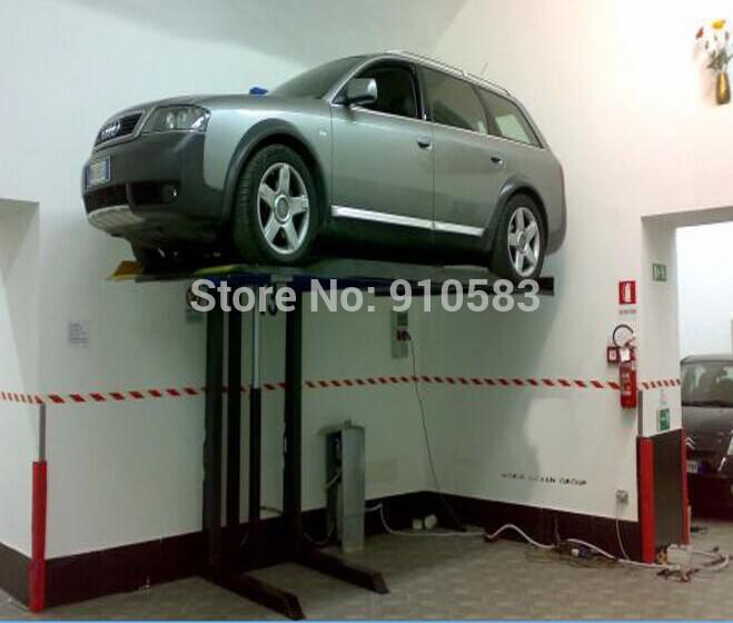Car Lift Single Post Car Lift For Sale