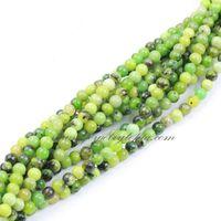 Wholesale Natural Jasper Beads - Free Shipping Australian Natural Stone Chrysoprase Gemstones Beads SPBC168