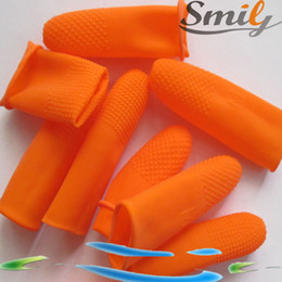 Wholesale Extensions For Sale - Retail Free Shipping 50pieces Silicon Finger Protector for Hair Extensions, Hair Extension Tools, HOT SALE