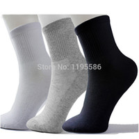 Wholesale- High Quality Men Athletic Socks Sport Basketball L...