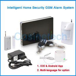 $enCountryForm.capitalKeyWord Canada - App controlled Auto-dial Home Security GSM alarm system,SMS home safety alarm system with PIR detector,door magnet sensor