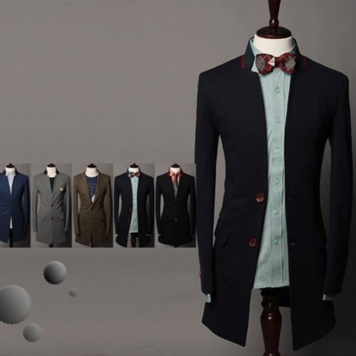 2017 Wholesale Shipping Mens Long Suit Jacket For Men,Fashion ...