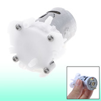 Wholesale Dc Micro Motor 12v - DC 3-12V Water Pumping Electric Micro Pump Motor RS-360SH