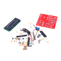 Wholesale Transistor Tester Inductance - New DIY Kit Capacitance LCD Multi-meter Inductor Capacitor ESR Inductance Resistor M328 Transistor Tester H11888