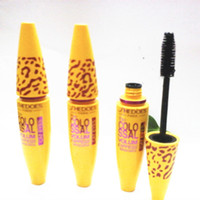 Wholesale SHEDOES Thick Black Mascara Volume Express Eyelashes Grow Lashes Intensifying Mascara Waterproof Mascara Black Fiber Long Lasting Mascara