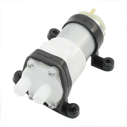 Wholesale Dc Motor For Pump - Priming Diaphragm Pump Spray Motor 12V for Water Dispenser