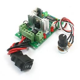 Wholesale 24v Dc Motor Controllers - 12V 24V 30V 120W PWM Adjustable Volt DC Motor Speed Controller CCM2