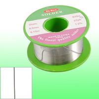Wholesale Solder Wire Reel Soldering - 1.2% Flux Core Solid Soldering Solder 0.4mm Diamater Wire Reel 63 37