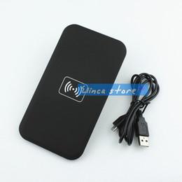 Al por mayor-Negro QI cargador de carga de carga inalámbrica para LG E960 Google Nexus 4 Nexus5 Nokia Lumia 920 Samsung Galaxy S3 I9300 S4 S5 N7100 desde fabricantes