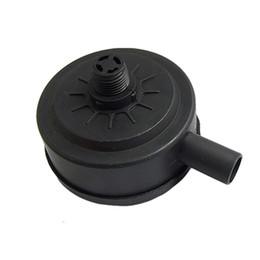 Wholesale Mufflers Silencer - Air Compressor 3 4 Inch Admitting Port Muffler Silencer