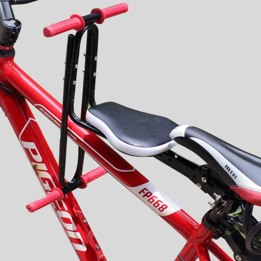 Sella Bicicletta Mountain Bike Bambino Sedile Anteriore Con Sedie