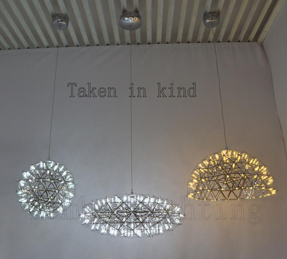 75 Cm Raimond Zafu Led Pendant Lamp Oval Firework Suspension ... for Moooi Raimond Zafu  143gtk