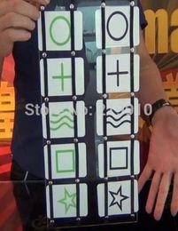Wholesale Mental Magic Trick - Free shipping Astor Mental ESP - magic trick, Mentalism
