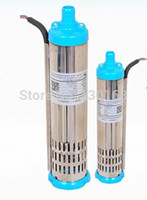 Wholesale 24v Dc Brushless Water Pump - DC Brushless Solar Water Pump  2014 new DC 12v 24v  3m3 h solar submersible water pump PV Pumping System   solar fountain pumps
