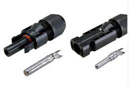 Wholesale Mc4 Connectors For Pv - MC4 waterproof connector, MC4 connector, PV connectors, solar panel plug,, solar connector, solar panel connector