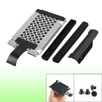 Wholesale Hard Disk Driver Cover Caddy Rails Screws for IBM Lenovo ThinkPad T410