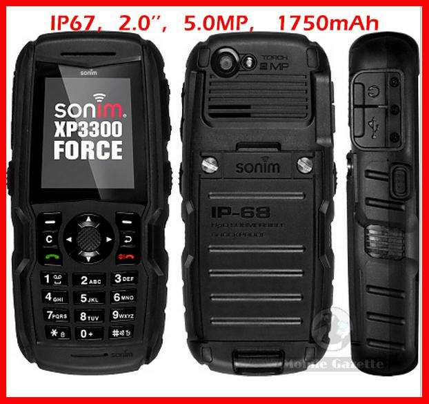 Best Sonim XP3300 Waterproof Dustproof Shockproof Rugged Phone G Shock  Original Cell Phones Mobile Phone By Russian Unlocked Mobile Phones  Androids