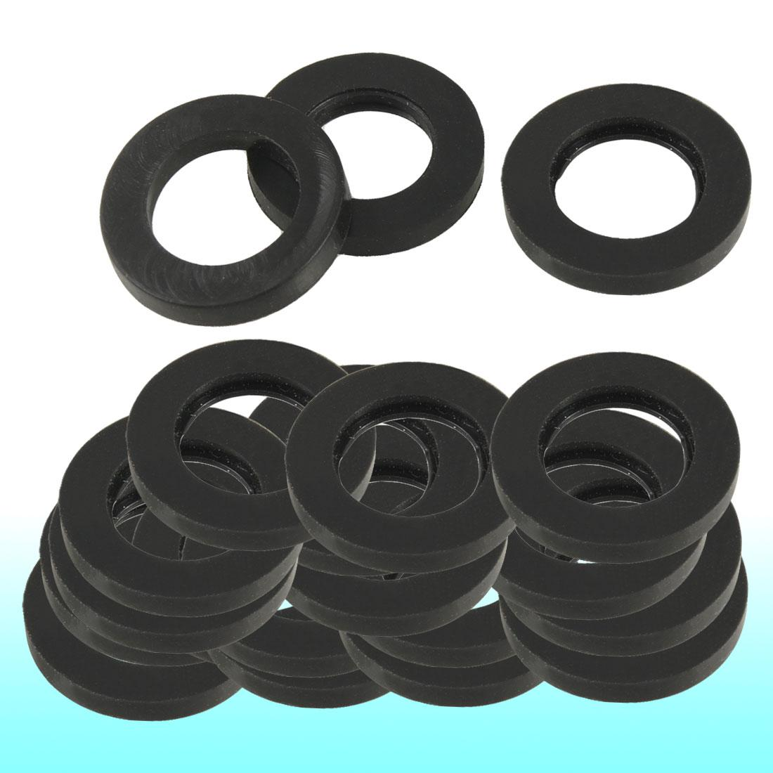 2018 19mm Outside Dia Rubber Gasket Washer Seal Rings From Ux_mall ...