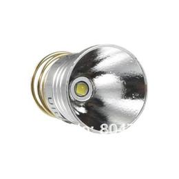 Wholesale Replacement Fluorescent Bulbs - Wholesale- CREE XM-L T6 1-Mode 1000 Lumen LED Drop-in Module Flashlight Repair Parts Torch Replacement Bulb(3.6-18V)