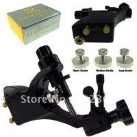 Wholesale Gun Stigma - Wholesale-Stigma Bizarre V2 rotary tattoo machine gun good quality black color good motor swiss made