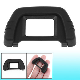 Wholesale Cover For Spare - Black Spare Part Camera Eye Seal Viewfinder Cover for Nikon D90 D300