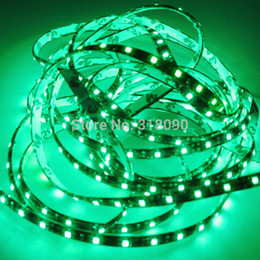 Wholesale Strip 3528 Red 24v Waterproof - Wholesale-1Piece LED Light Strips 5M 500CM Super 3528 SMD Fita LED Strips Lights 300 leds Waterproof IP65 12V 24V Flexible led Strip