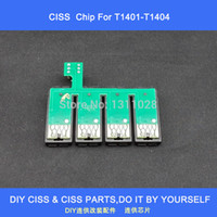 Wholesale Epson Stylus Workforce - T1401 Compatible combo chips for Epson Stylus Office TX620FWD Workforce 630 633 Stylus TX560WD