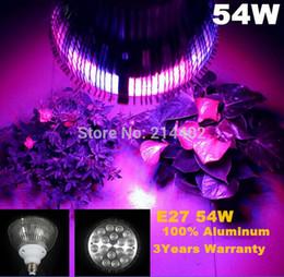 Wholesale Led Light Dropshipping - Wholesale-E27 Par led grow light 54W for horticulture led grow lighting dropshipping