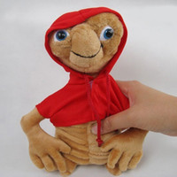 "Wholesale Teddy Film - Wholesale-Bwigs 7"" ET Extra Terrestrial Film Soft Plush Toy Doll Kid Gift"