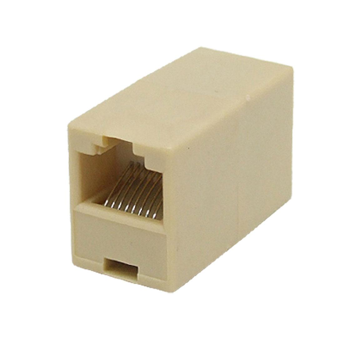 Amazing internet connector contemporary everything you need to rj45 internet network inline cable coupler connector female jack asfbconference2016 Choice Image