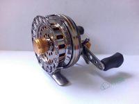Wholesale Gear Ratio 1bb - LIZARD FISHING! Free Shipping F60A Silver Color Gear Ratio 2.6:1 4+1BB Raft Fishing Reel Fly Fishing Reel