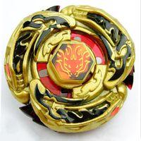 Wholesale gold beyblade toys online - 1pcs Beyblade Metal Fusion D Kreisel Beyblade Metall Fusion Arena L Drago Gold D4 Bayblade Metal M088