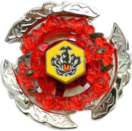 Wholesale Mini Toy Crowns - 1pcs Beyblade Metal Fusion Hell Crown 130FB Random Booster Volume 8 4D Beyblade BB116 With beyblade launchers M088
