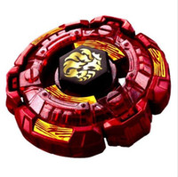 Wholesale Burn Big - 1pcs Beyblade Metal Fusion Metal Fang Leone W105R2F Limited Edition WBBA Burning Claw Version Red Beyblade M088