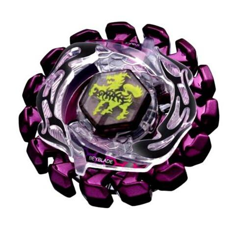 best selling BaYBLADE METAL FUSION BB86 Purple Poison Zurafa Giraffe S130MB Without Launcher