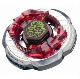 Wholesale 1PCS BEYBLADE METAL FUSION BEYBLADE BB65 COUNTER ROCK SCORPIO Escolpio T125JB METAL FUSION Sans lanceur