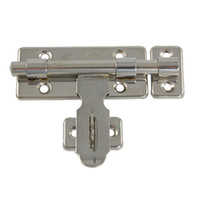 Wholesale Padlock Clasp - Hardware Door Lock Barrel Bolt Latch Padlock Clasp Set