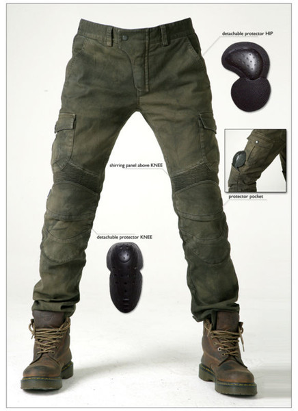 best selling New arrival motorcycle jeans uglyBROS - Motorpool- men's stylish riding jeans