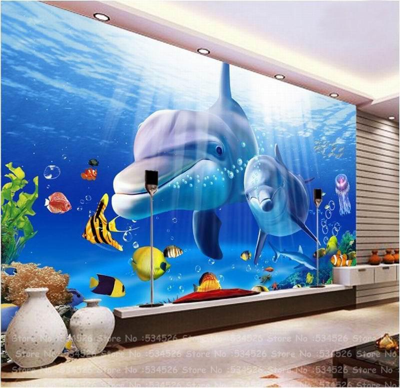 3d nemo kids wallpaper fresco papel de parede tapete infantil leather wall paper background desktop wallpapers in hd desktop