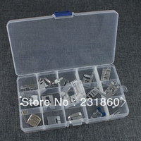 Wholesale Sewing Machine Foots - Wholesale-15Pcs Domestic Sewing Machine Foot Feet Janome Brother Singer Accessory