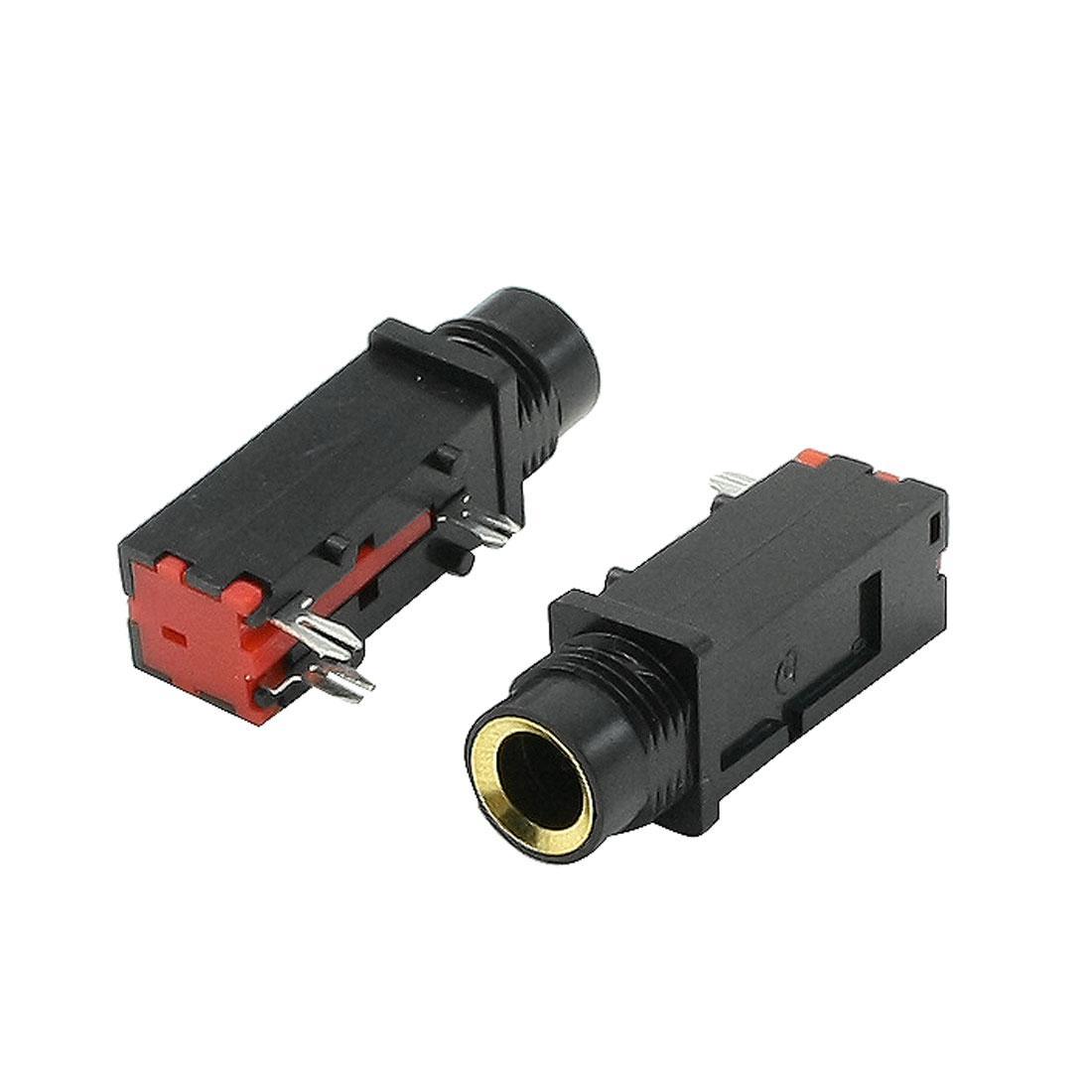 Audio Usb Kabel Stereo Pcb Jack Panel Mount Kopfhörer Anschluss 6.5 ...