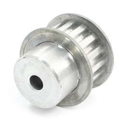 Wholesale Pulleys Types - 15-Teeth 5mm Bore XL Type Aluminum Timing Belt Pulley for Stepper Motor